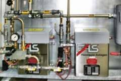 Evaporating unit, FAS 2000 type • 80 kg/h