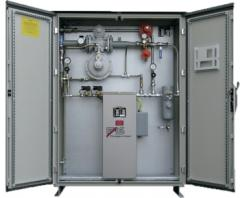 Evaporating unit, FAS 2000 type • 100 kg/h