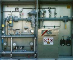 FAS 3000 evaporating unit • 200 kg/h