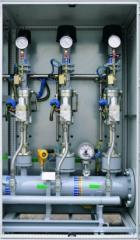 FAS 4000 mixing units