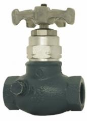 The PN25 valve through passage with a NPT carving