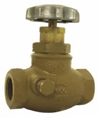 The locking PN25 valve with a NPT carving and