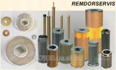 Special equipment filter elemen