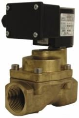Electromagnetic PN25 valve, Ex-protection