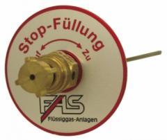 """Контрольный клапан PN40, с наружной резьбой ¼"""" NPT (номер по каталогу 18 432)"""