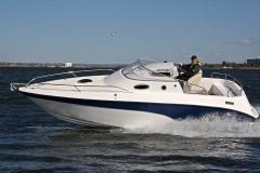 Моторная яхта проекта GLADIATOR