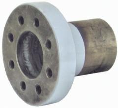 Flange for the index,  PN40 (number...
