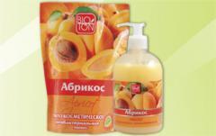 """Soap cosmetic antibacterial """"Apric"""