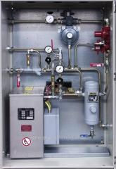 Evaporating unit of 32 kg/h, FAS-2000/32 type