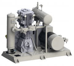 Piston compressor FAS-CORKEN units for an overload