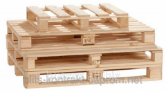 Pallet wooden