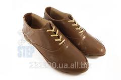 Осенние женские туфли фирмы Viva Артикул 1221brown