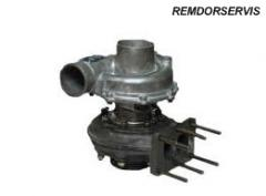 Spare parts to TKP 11C3 turbocompressor