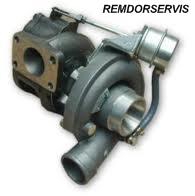 Spare parts to a turbocompressor of TKR YaMZ 238H