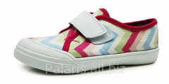Sneakers on Palaris 2050-370216 flypaper, the