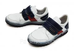 Low shoes of Palaris 1975-360115B, sizes 31-36