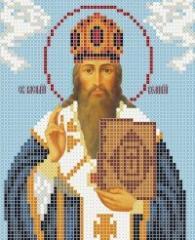 The scheme for embroidery Saint Vasily