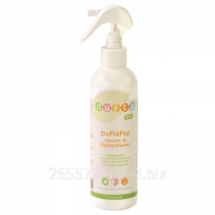 DuftaPet (250 ml) - means for removal of spots and