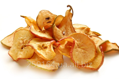 Apples dried
