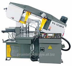 Ленточнопильный станок автомат модель WS – 1318FA