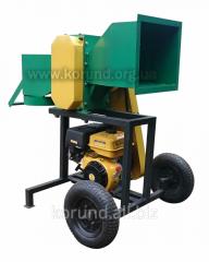 Измельчитель веток, рубильная машина с електро или бензодвигателем