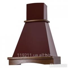 Вытяжка бытовая Pyramida R-90 BURGUNDY NUT/U