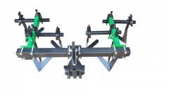 Культиватор для мотоблоков КМО-1,2 междурядной обработки