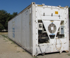 Thermo king рефконтейнер High Cube 2000 випуску