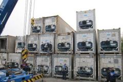 Рефконтейнеры (рефрижераторы) 40 футов High Cube