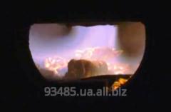 Copper of long burning on sawdust, firewood, coal,