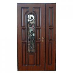 Двери МДФ входные термостойкие