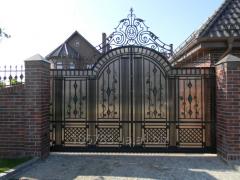 Gate are retractable