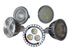 Лампочки, лампы светодиодные MR-16, лампы