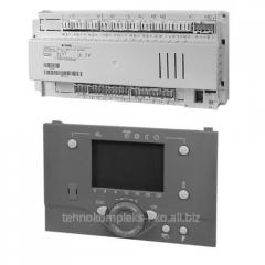The Siemens RVS 61 controller - AVS37 for HOTJET