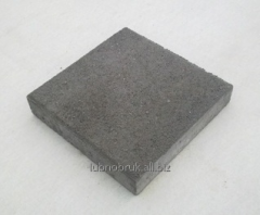 Paving slabs of 20*20 cm 4 cm thickness