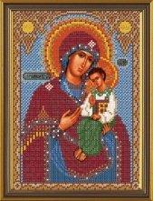Embroidery set with the Chinese beads Peschanskaya