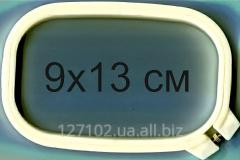 Pyaltsa oval plastic with the screw 9*13sm the