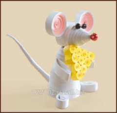 Set for a kvilling the Mouse KV-028 Product code