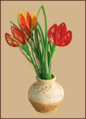 Set for a kvilling Tulips KV-012 Product code
