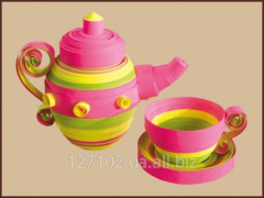 Set for a kvilling Toy ware KV-015 Product code
