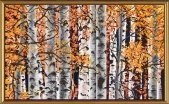 Set for creativity Autumn birches NND 1022 Product