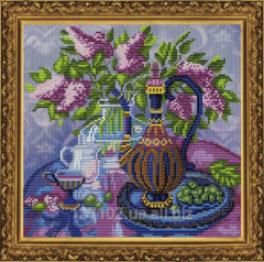 Set for creativity Aroma of a lilac NND 2016