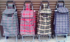 Economic carts with bags