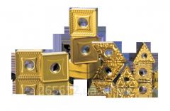 Сменные многогранные пластины для фрезерования