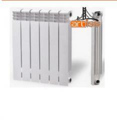 Bimetallic radiators of Darya Thermotehnik LA