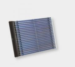 Collector sq.m, solar from the vacuum pipes