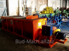 Mixer screw single-shaft Shp – 01
