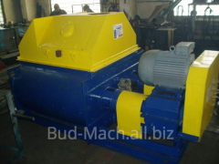 Bs-800 concrete mixer of forced action