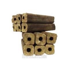 Briquettes are fuel oak