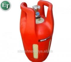 Cylinder composite propane 24,6l